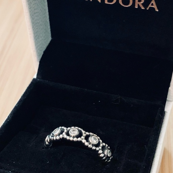 Pandora Romance Ring